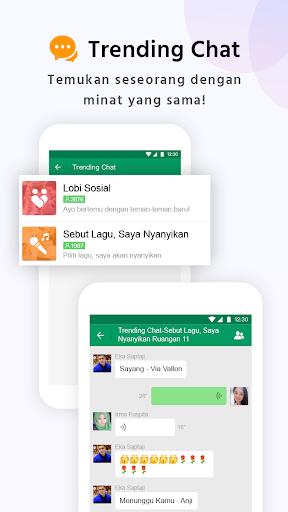 MiChat Lite-Chat Gratis& Bertemu dengan Orang Baru screenshot 3