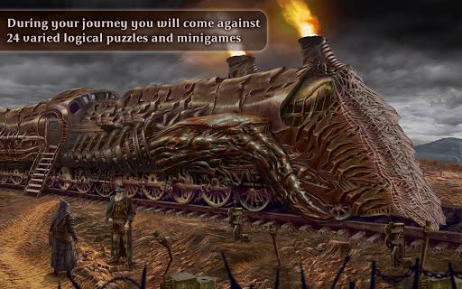 Tormentum - Dark Sorrow - a Mystery Point & Click screenshot 5
