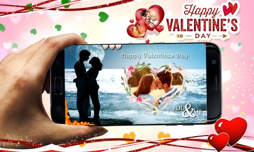 Valentine Photo Frames 2019 7 تصوير الشاشة