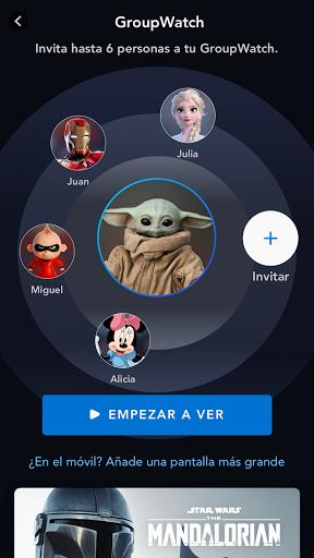 Disney  screenshot 5