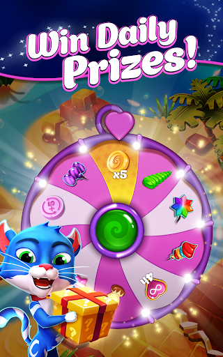Crafty Candy – Match 3 Adventure 10 تصوير الشاشة