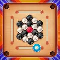 Carrom Friends : Game Papan Gratis on APKTom