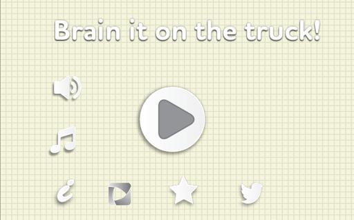 Brain it on the truck! 7 تصوير الشاشة