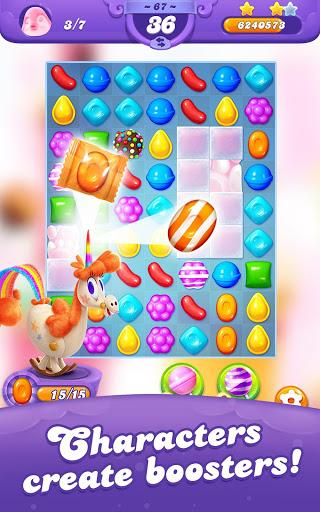 Candy Crush Friends Saga screenshot 19