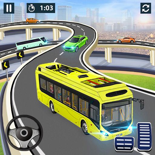 Bus Games - Coach Bus Simulator 2020, Free Games icon