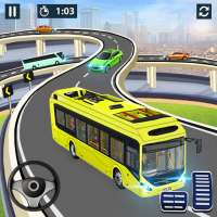 Bus Simulator 3D New Bus Games-Free Driving Games on 9Apps