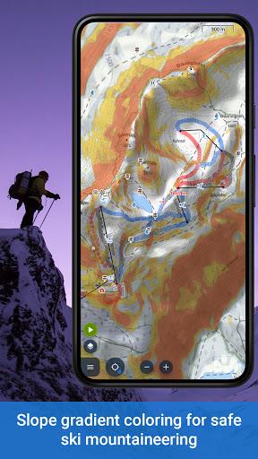 Locus Map 4: Hiking&Biking GPS navigation and Maps screenshot 6