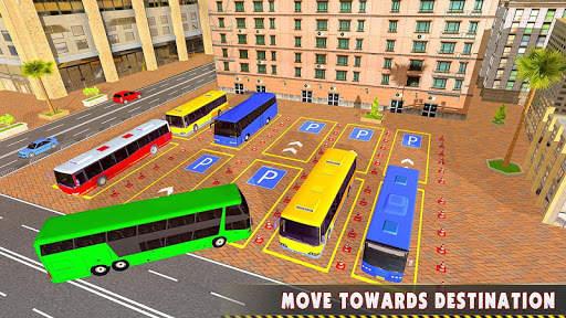 Modern Bus Simulator Parking New Games – Bus Games screenshot 4