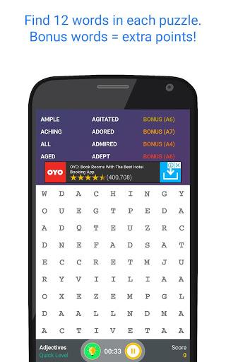 Word Search स्क्रीनशॉट 6