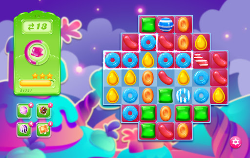 Candy Crush Jelly Saga 22 تصوير الشاشة