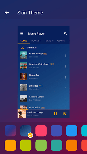Music Player - MP3 Player, Audio Player screenshot 3