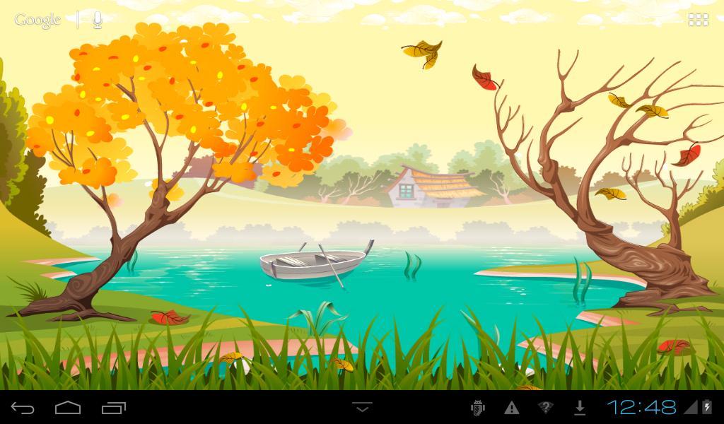 Spring and Easter Live Wallpaper + Tamagotchi Pet screenshot 21