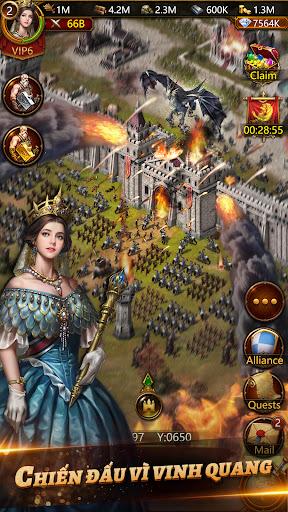Evony - Đức Vua Trở Về screenshot 7