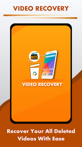 Video recovery 2020: Restore Deleted Videos screenshot 1