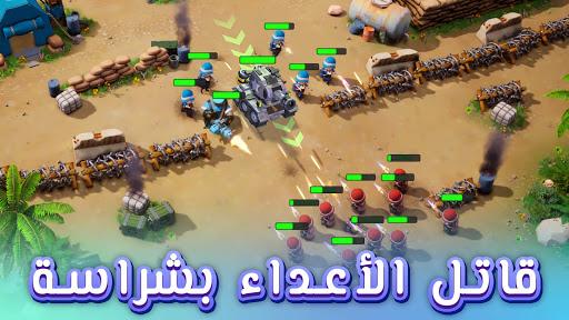 Top War: Battle Game 2 تصوير الشاشة