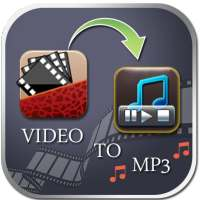 Video To Audio Converter - Mp3 Converter أيقونة
