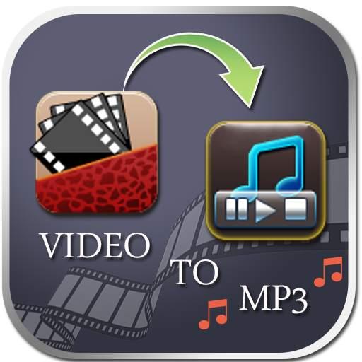 Video To Audio Converter - Mp3 Converter