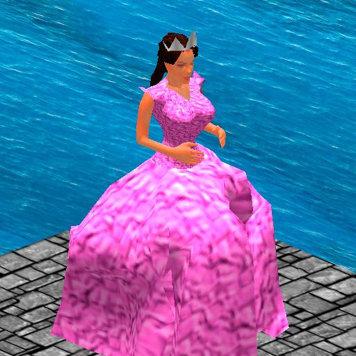 Running Princess 2 icon