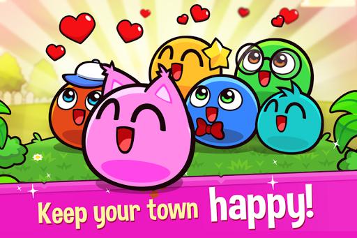 My Boo Town - Cute Monster City Builder screenshot 4