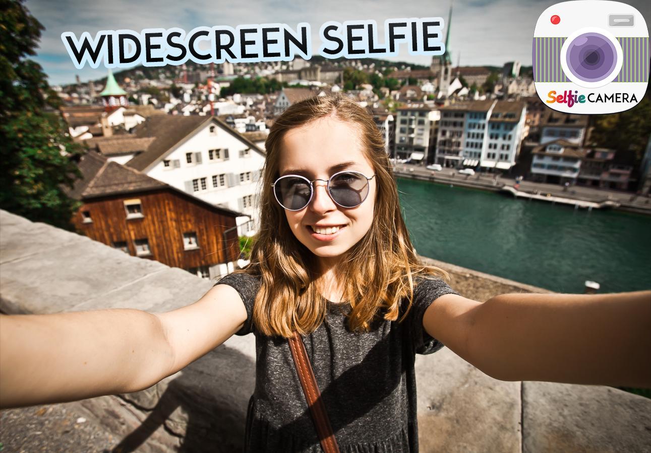 Selfie HD Camera Booth Free screenshot 3