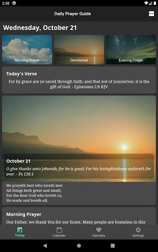 Daily Prayer Guide screenshot 9