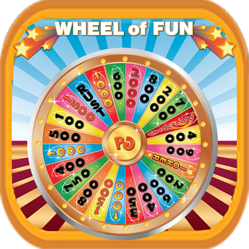 Wheel of Fun-Wheel Of Fortune أيقونة