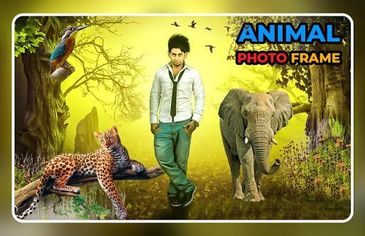 Animal Photo Frame - Animal Photo Editor screenshot 6