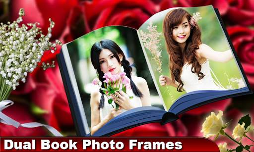 Photobook Photo Editor – Dual Frames Photo Collage screenshot 3