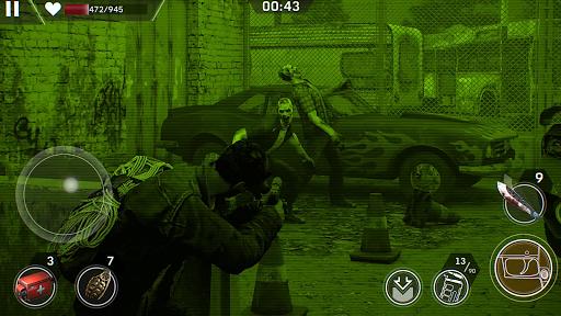 Left to Survive: Dead Zombie Shooter. Apocalypse screenshot 4