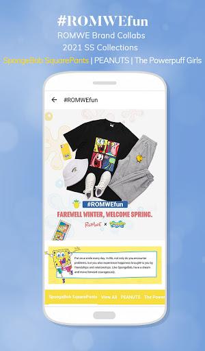 ROMWE - Daily Outfit  Fashion screenshot 4
