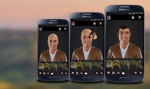 Face Hair Changer Men-Women screenshot 9