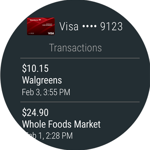 Google Pay: Pay with your phone and send cash screenshot 9