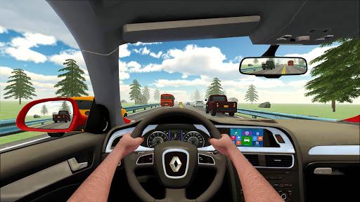 Traffic Racing In Car Driving : Free Racing Games screenshot 6