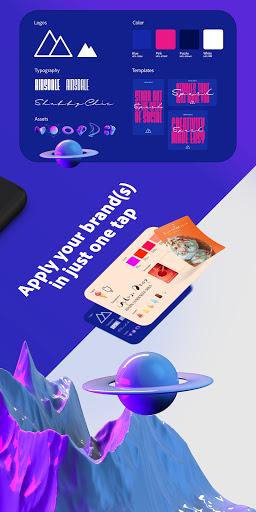 Adobe Spark Post: Graphic Design & Story Templates 5 تصوير الشاشة
