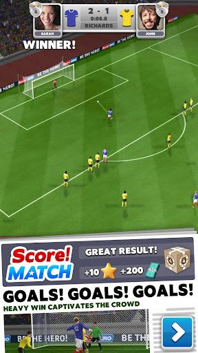 Score! Match - PvP Soccer screenshot 1