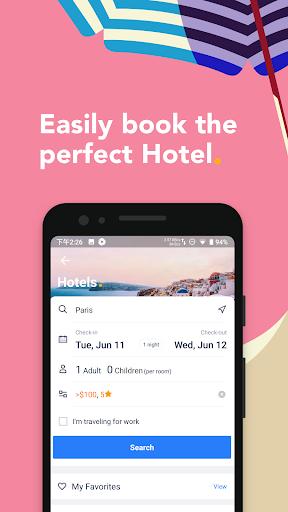 Trip.com: Flights, Hotels, Train & Travel Deals 4 تصوير الشاشة