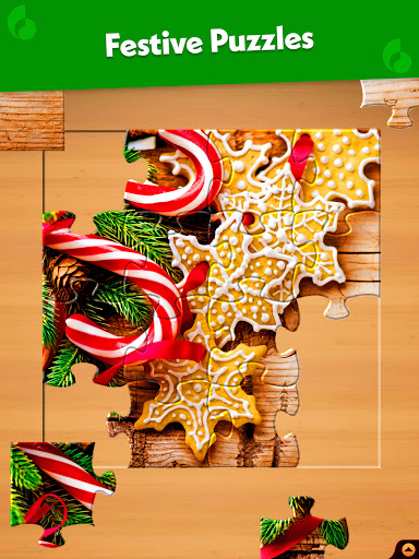 Jigsaw Puzzle: Create Pictures with Wood Pieces 9 تصوير الشاشة