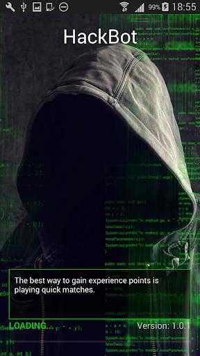HackBot Hacking Game screenshot 1