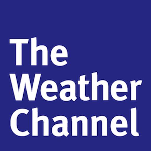التنبؤات الجوية: The Weather Channel أيقونة