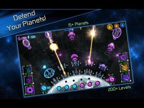 Interstellar Defense screenshot 1