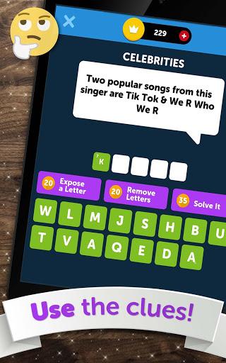 Crossword Quiz - Crossword Puzzle Word Game! 21 تصوير الشاشة