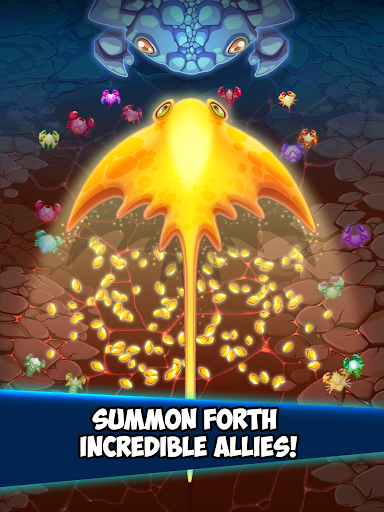 Crab War : Idle Swarm Evolution 18 تصوير الشاشة