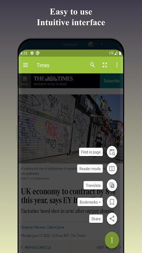 World Newspapers – Local News & International News screenshot 5