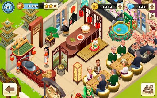 World Chef 🍰🍔🍝🍓 20 تصوير الشاشة
