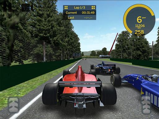 Formula Classic - 90's Racing screenshot 8