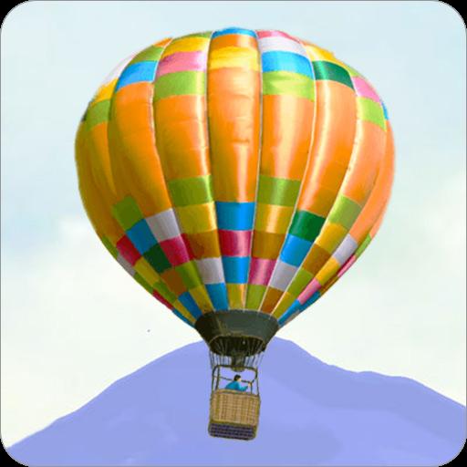 Flying World Live Wallpaper أيقونة