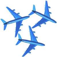 Tráfego aéreo - rastreador de voo on 9Apps