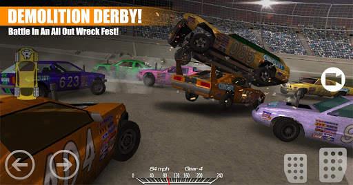 Demolition Derby 2 screenshot 3