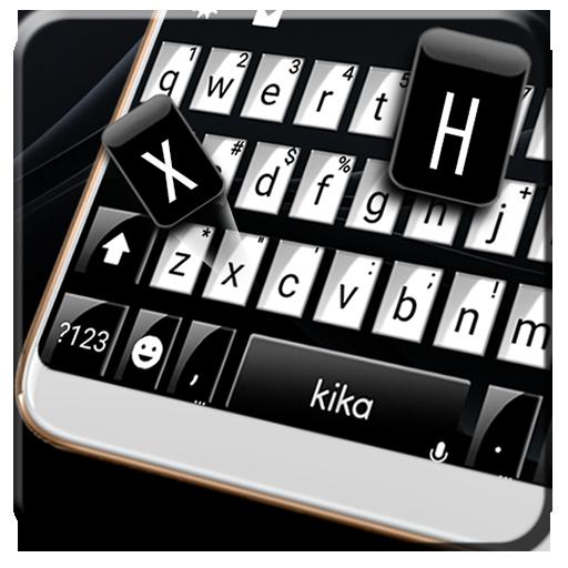 Classic Business Black Keyboard Theme icon