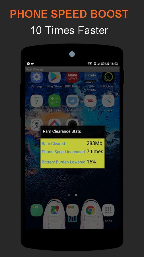 Super Charger screenshot 2